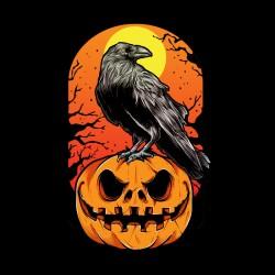 Tshirt crow