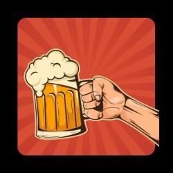 Tshirt une bière please