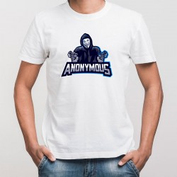 T shirt anonymous