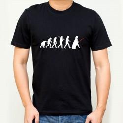 T shirt evolution dark vador