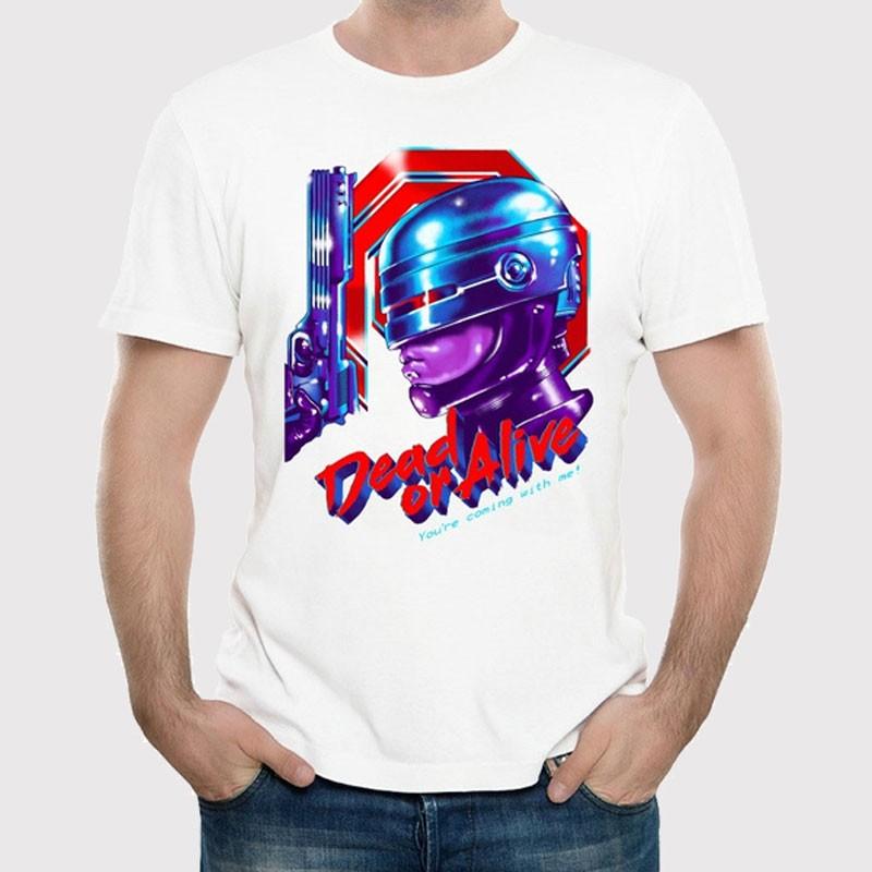 T shirt Robocop