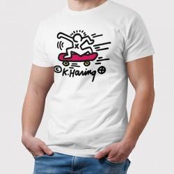 T shirt Keith Haring