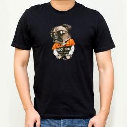 Tshirt Cool dog en prison