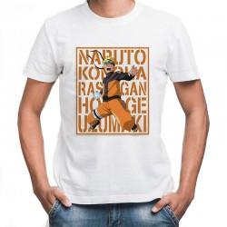 T shirt Naruto