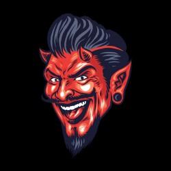tshirt devil 666