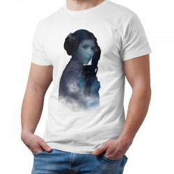 T shirt princess Leia