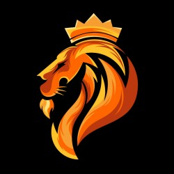 Tshirt King Lion