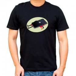 T shirt phone killer